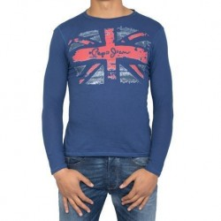 T-SHIRT PEPE JEANS MANCHES LONGUES