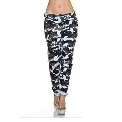 FASHION-PANTALON CAMOUFLAGE