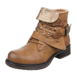 JULIET-BOTTINES MOTARDES JA3061